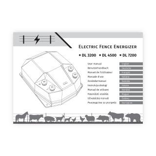 Manual de utilizare DL 3200/4500/7200