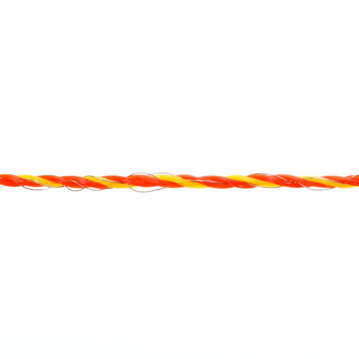 Fir gard electric - 100m - 75kg - 7,74Ω/m