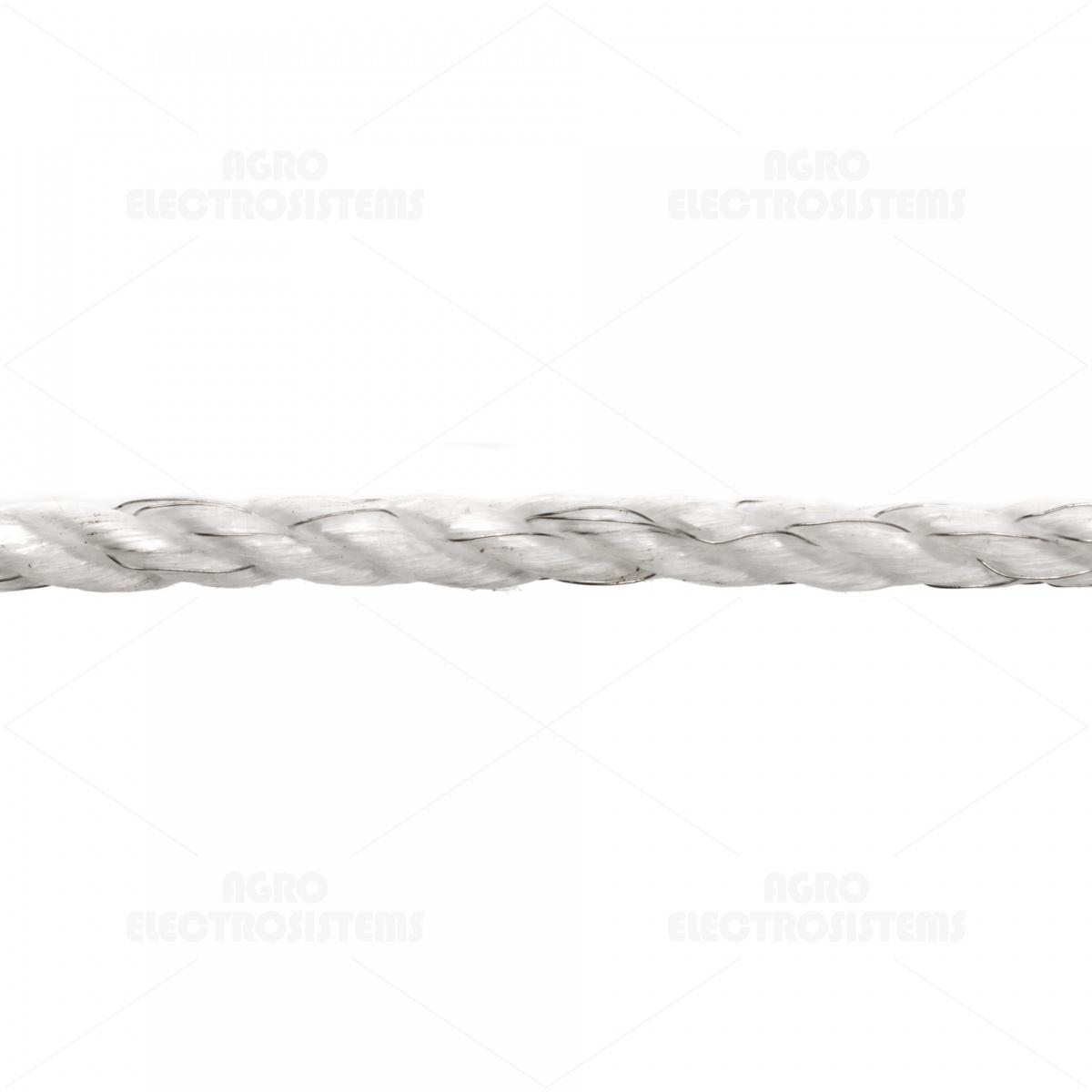 Frânghie gard electric - 200m - 355kg - 3,45Ω/m
