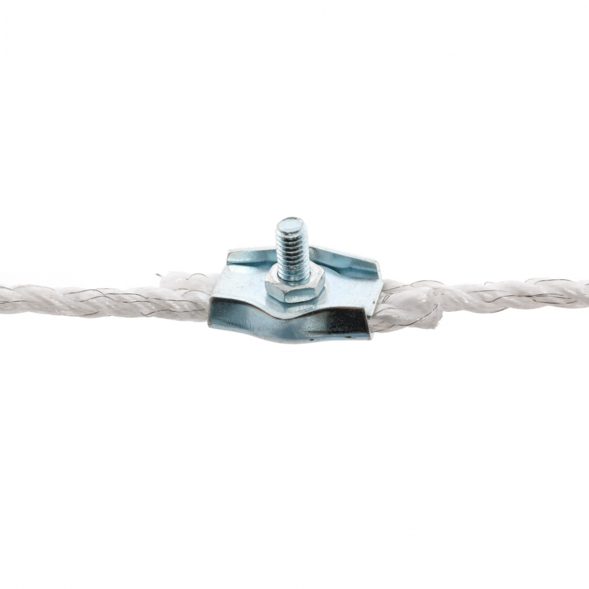 Conector frânghie 4-6mm, simplu