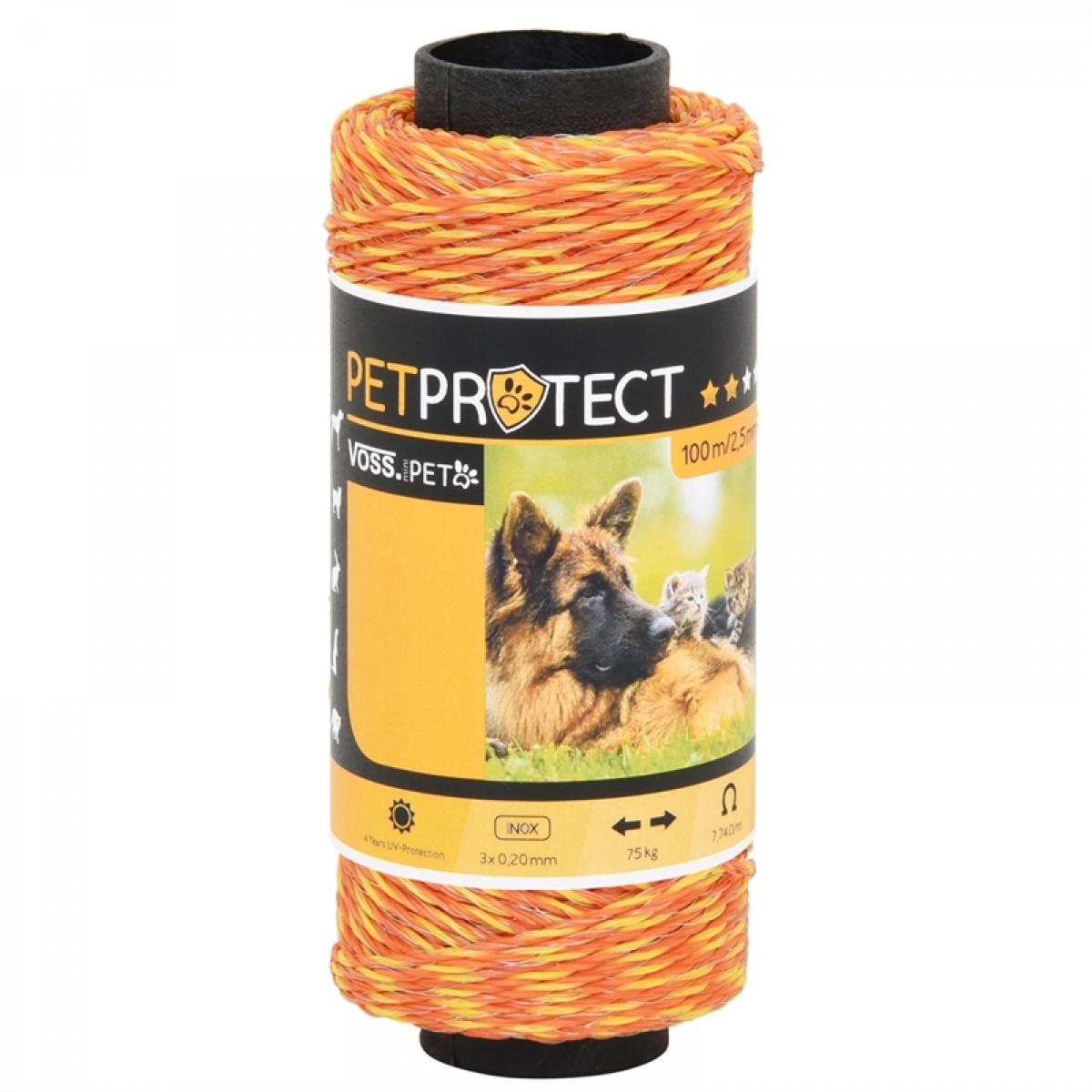 Pachet gard electric pentru câini sau găini