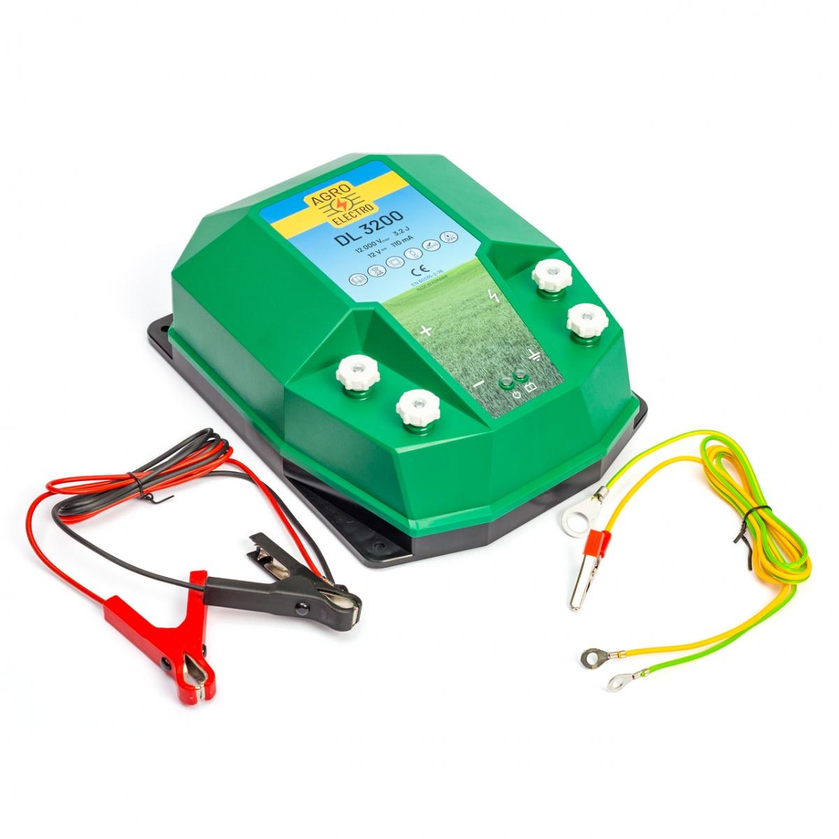 Aparat gard electric DL3200, 12V, 3,2Joule