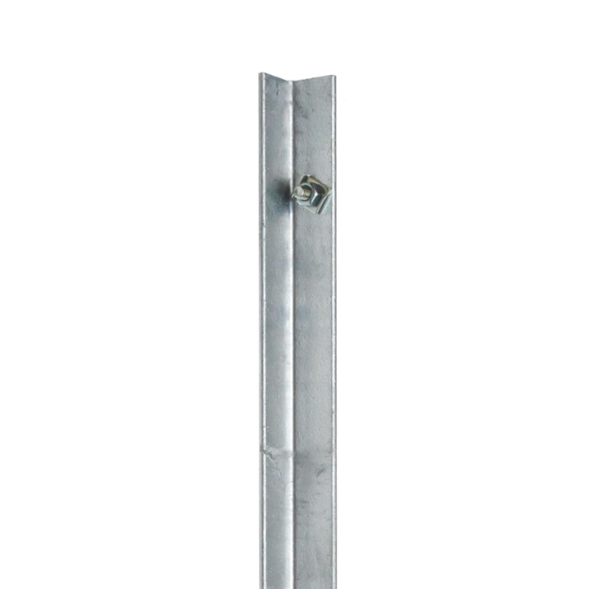 Bară metalică profil L pentru împământare