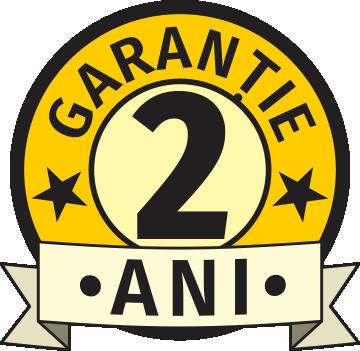 Garanție 2 ani