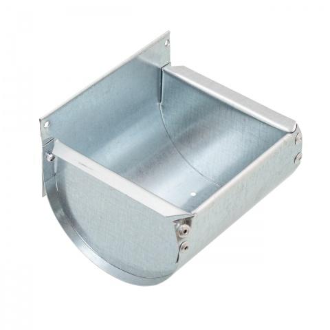 Hrănitor metalic pentru rozători, 12 cm<br/>19Lei<br><small>0333</small>