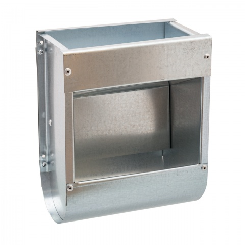Hrănitoare metalică pentru iepuri, 18cm<br/>32Lei<br><small>0329</small>