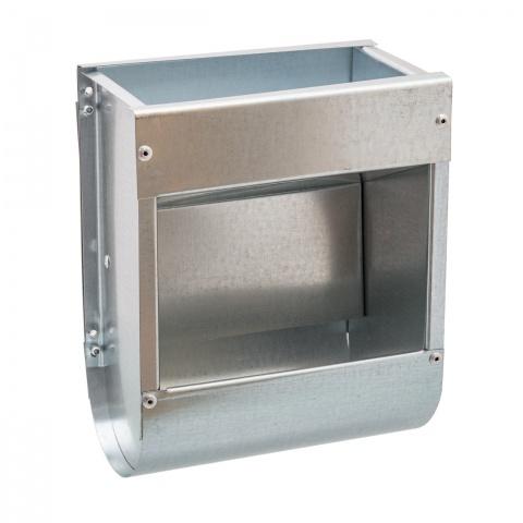 Hrănitor metalic pentru rozători, 18cm<br/>32Lei<br><small>0329</small>