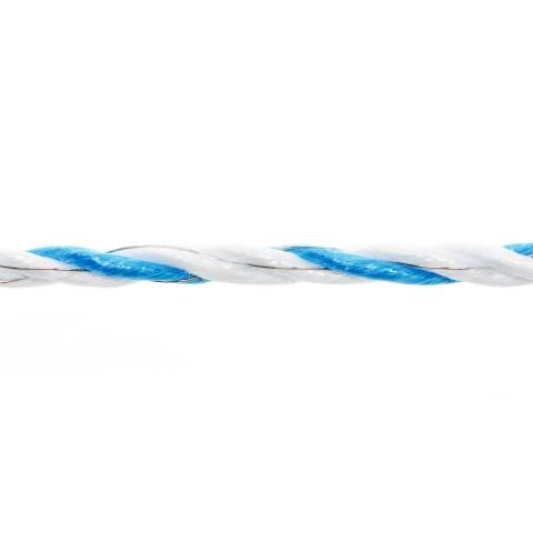 Frânghie gard electric - 200m - 590kg - 2,3Ω/m