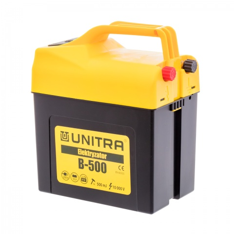 Aparat UNITRA B-500, 9-12 V, 0,5 Joule<br/>350 Lei<br><small>0344</small>
