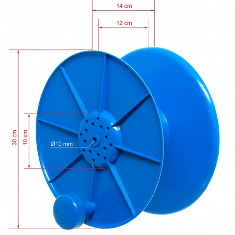 Tambur 30×12cm