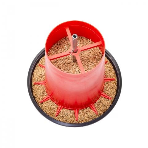 Hrănitoare pentru pui, plastic premium, 9l