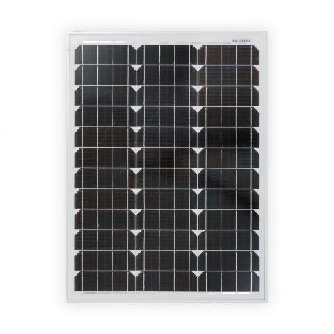 0040-2 - Panou solar monocristalin 50W - 350Lei