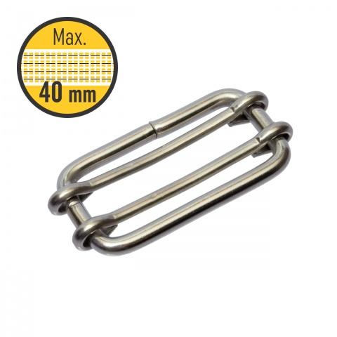 Conector bandă 40mm<br/>4Lei<br><small>0108</small>