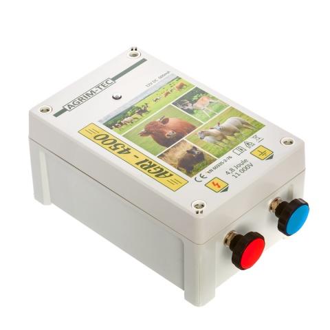Aparat AGRI-4500 cu adaptor de rețea