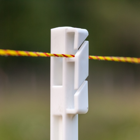 Stâlp plastic, 105cm