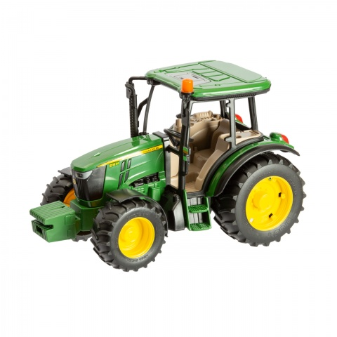 Tractor John Deere 5115M<br/>90 Lei<br><small>0257</small>