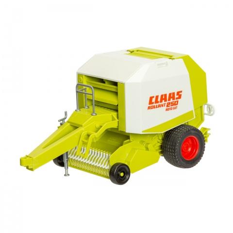 Presă de balotat Claas Rollant 250<br/>109Lei<br><small>0260</small>