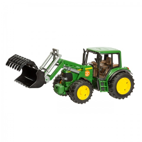 Tractor John Deere 6920<br/>150 Lei<br><small>0262</small>