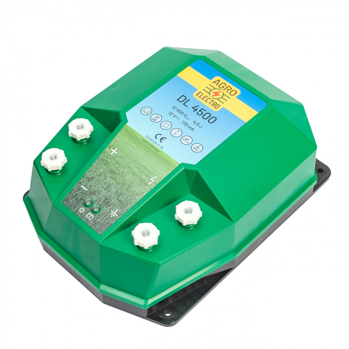 Aparat gard electric DL 4500, 12 V, 4,5 Joule
