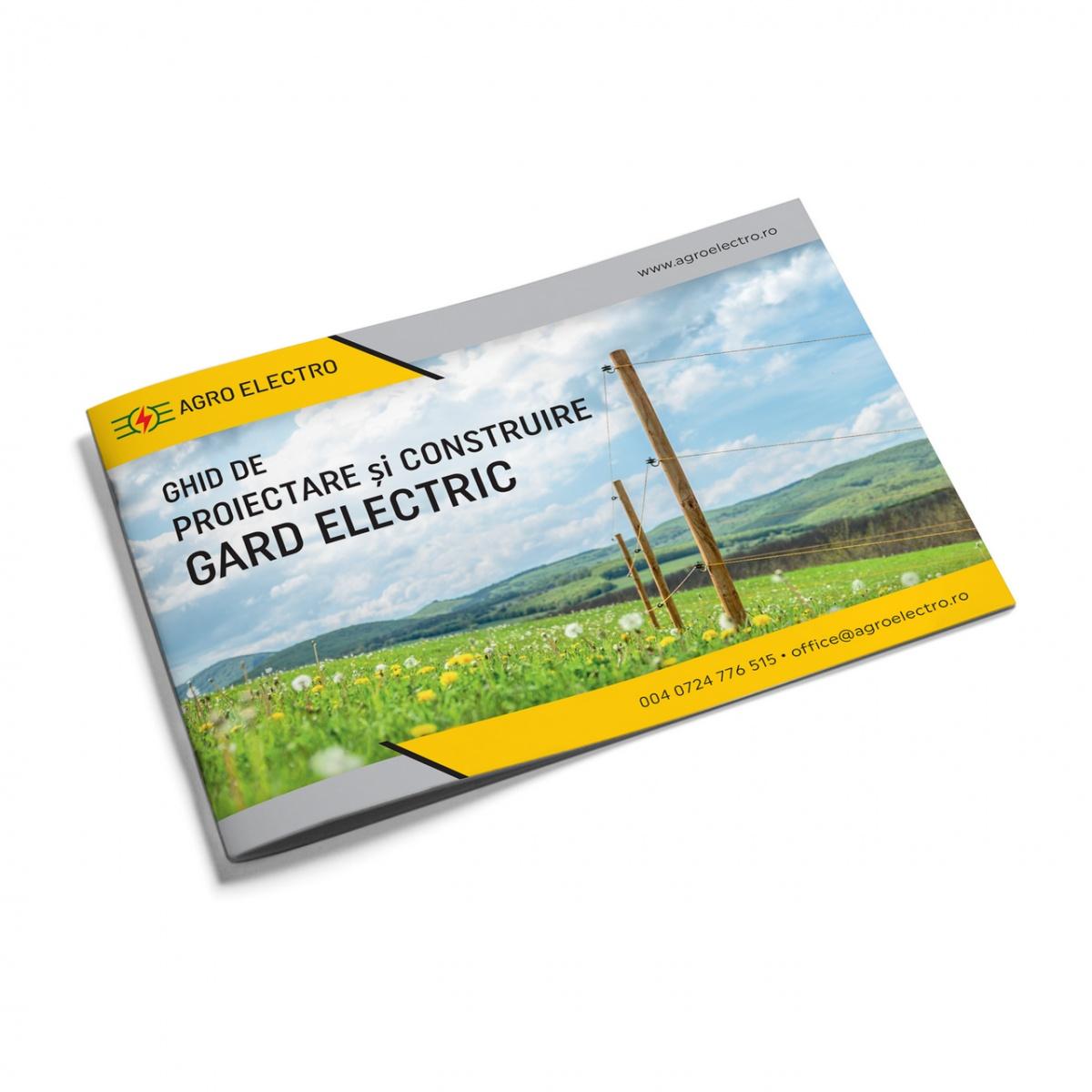 "Cartea ""Ghid de construcție gard electric"""