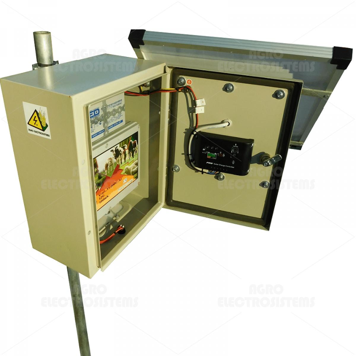 Aparat gard electric DL4000 compact
