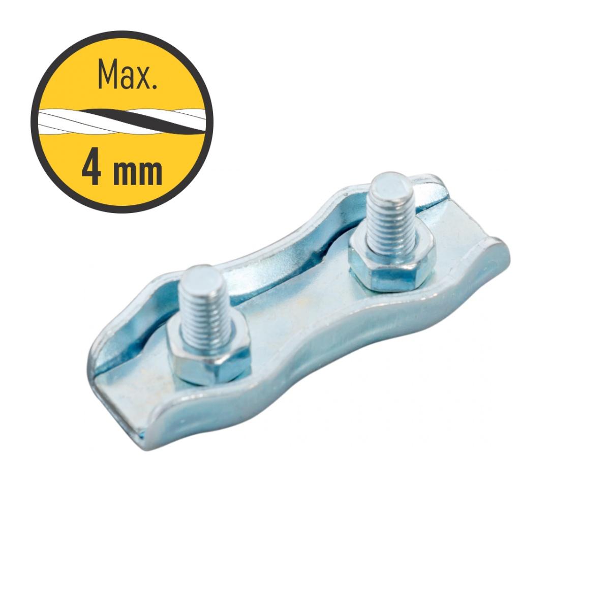 Conector fir 2-4mm, 5 buc.